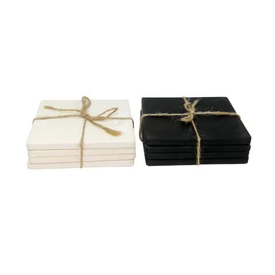 Assorted Ceramic Coasters by ArtMinds™