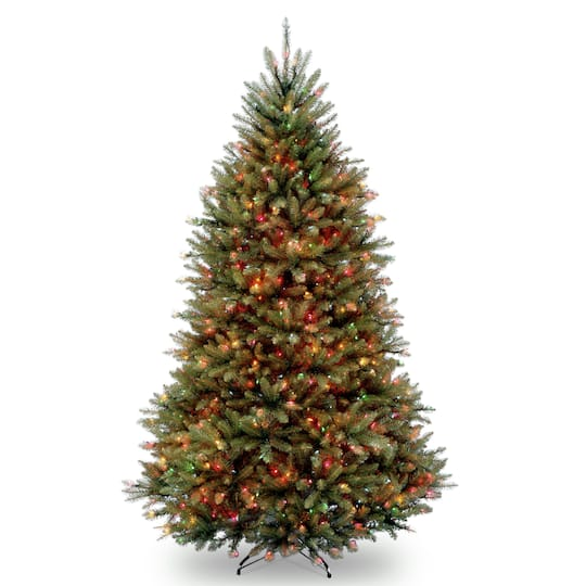 Where To Buy A Pre Lit Christmas Tree: Buy The 7 Ft. Pre-Lit Dunhill® Fir Full Artificial