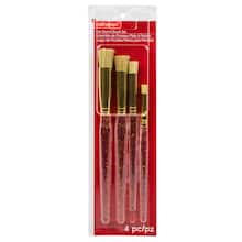 c47f35ebd flat stencil brush set by craft smart®