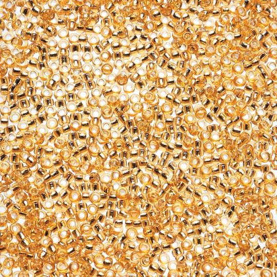 150 Toho Seed Bead Ceylon Crytal Snowflake Japanese Rocailles 7.5 grams approx 1875 BOGO Buy 1 Get 1 BOGO #TR-15-141