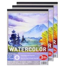 Arches Cold Press Watercolor Pad 10 X 14