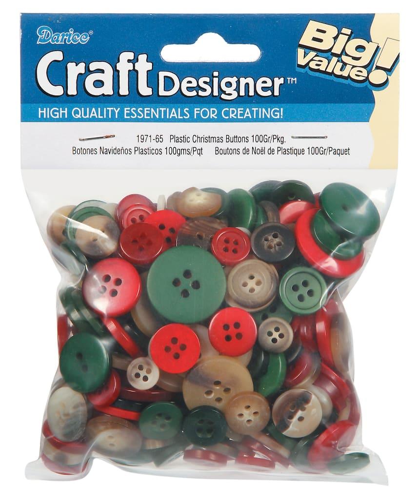 img - Christmas Buttons