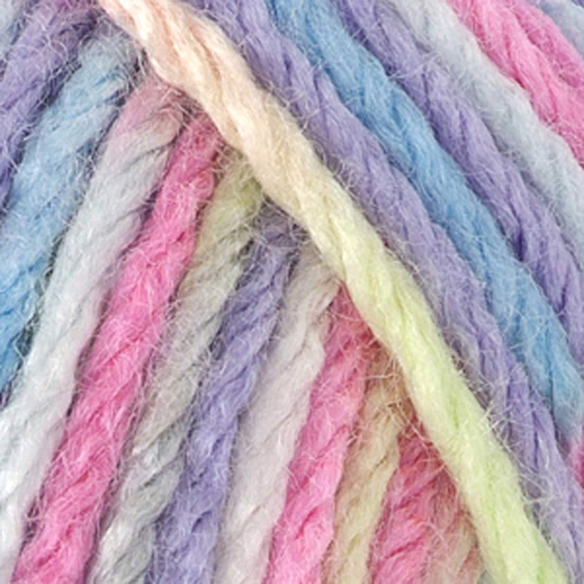 Red Heart Soft Baby Steps Yarn Giggle