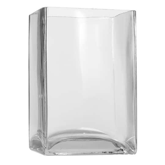 Ashland Cube Glass Vase