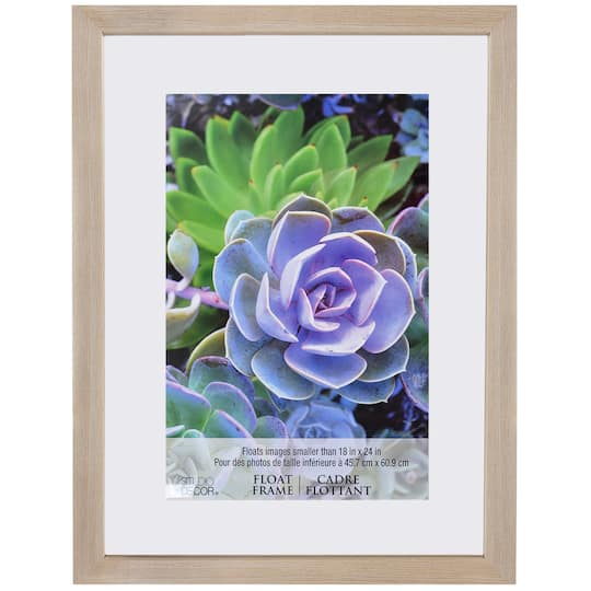 Shop For The Float Frame 18 X 24 By Studio Décor At Michaels