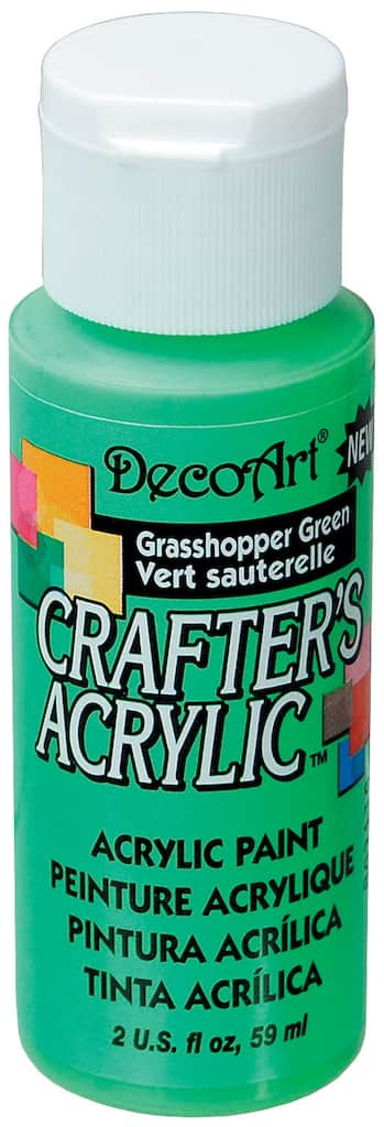 Paint Grhopper Green 2oz Img