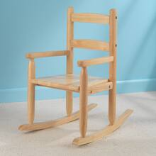 KidKraft 2-Slat Rocker, Natural