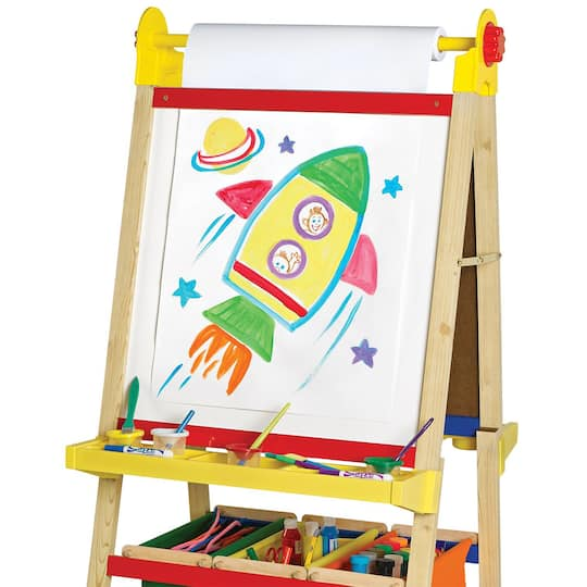 buy the cra z art 4 in 1 ultimate art easel at michaels