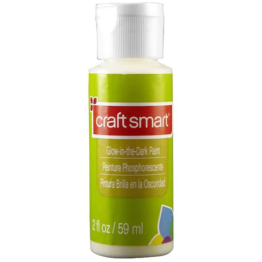 Craft Smart Glow In The Dark Paint