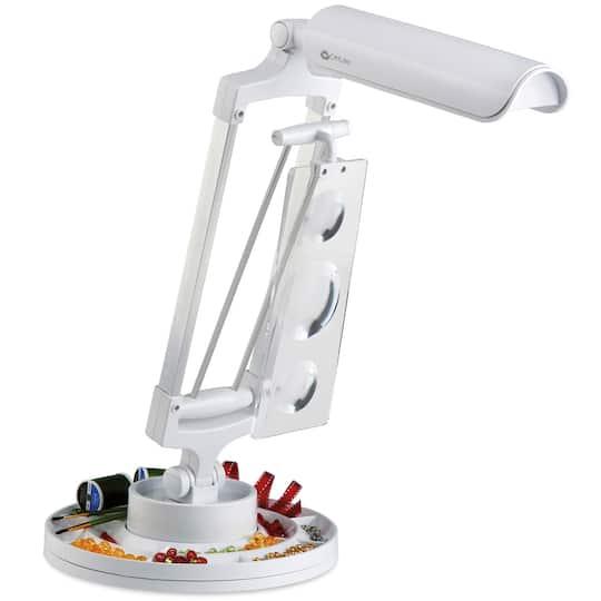 Ottlite 174 13w Craft Organizer Lamp