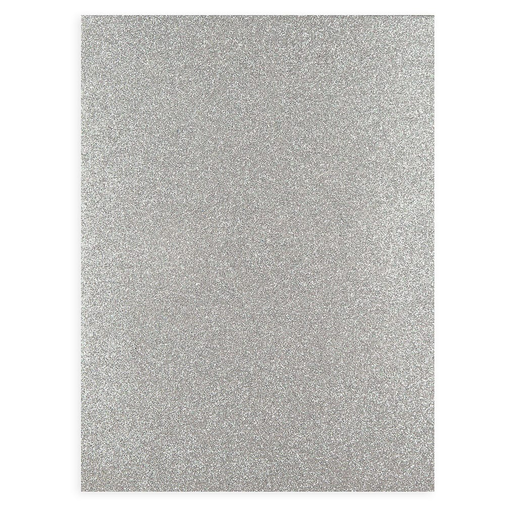 9 X 12 Glitter Foam Sheet By Creatology