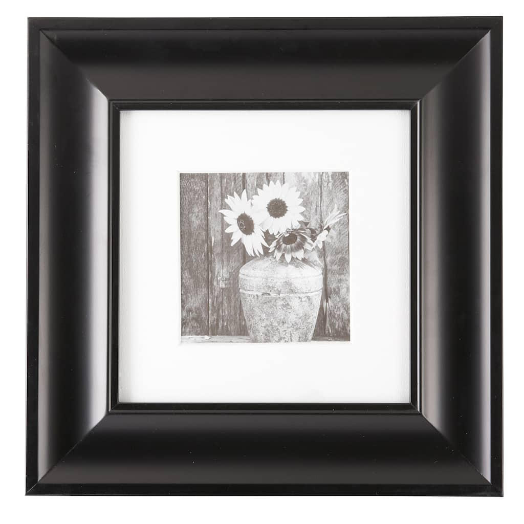 Shop For The Black Matted Gallery Frame By Studio D 233 Cor