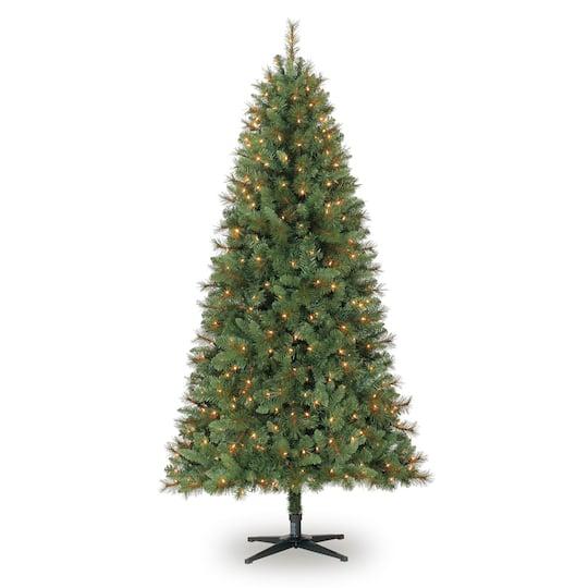 Discount Prelit Artificial Christmas Trees