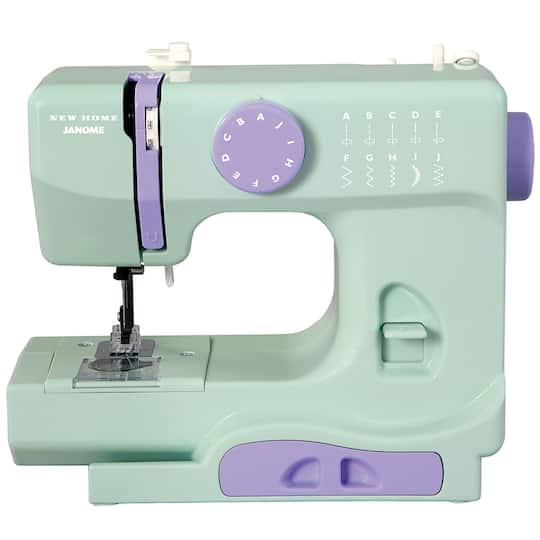 Janome Mystical Mint Derby Sewing Machine Inspiration Janome Mini Sewing Machine Canada