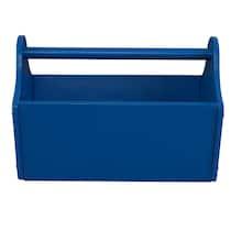 KidKraft Toy Caddy, Blue Profile