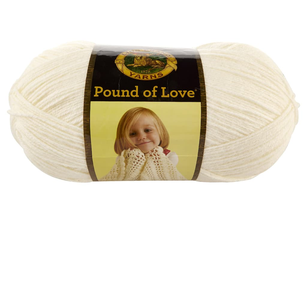 Lion Brand Pound Of Love Yarn