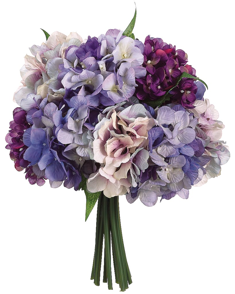 Find The Purple Lavender Hydrangea Bouquet At Michaels Com