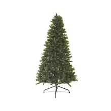 75 ft pre lit traditional mixed pine artificial christmas tree clear lights - Michaels Artificial Christmas Trees