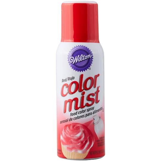 Shop for the Wilton® Color Mist® Food Color Spray at Michaels