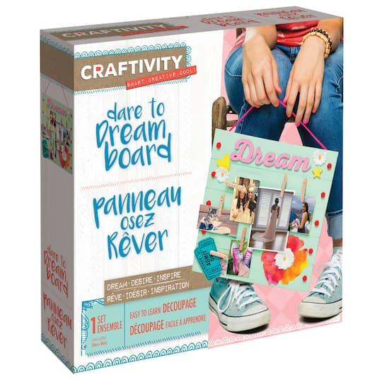 Craftivity Dare To Dream Board