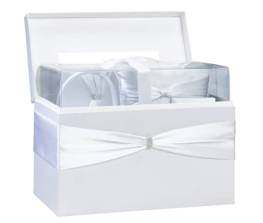 Lillian Rose Wedding In A Box, White