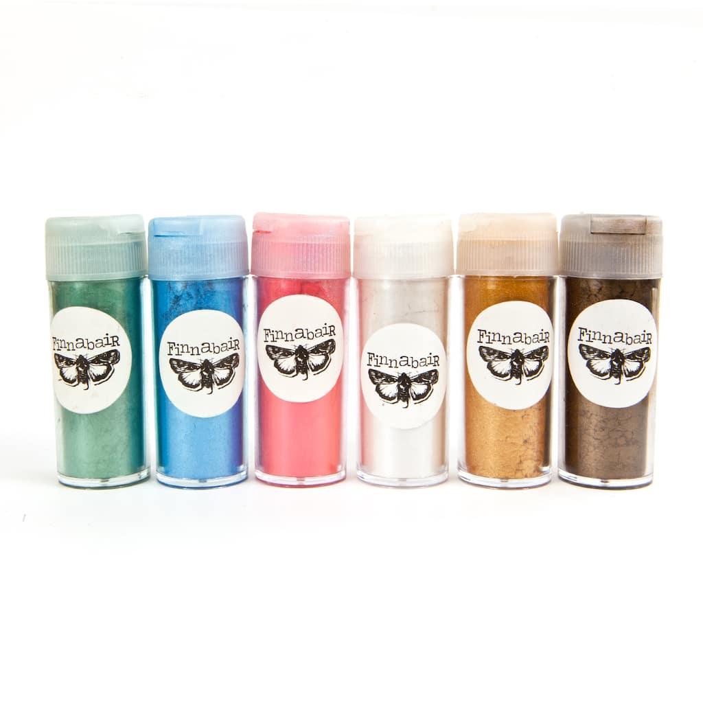 Buy the Finnabair Art Ingredients Mica Powder Set at Michaels