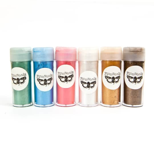 Finnabair Art Ingredients Mica Powder Set