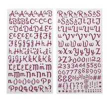 Letter and Number Stickers | Michaels