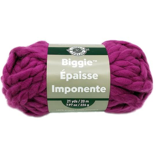 Biggie™ Yarn by Loops & Threads®
