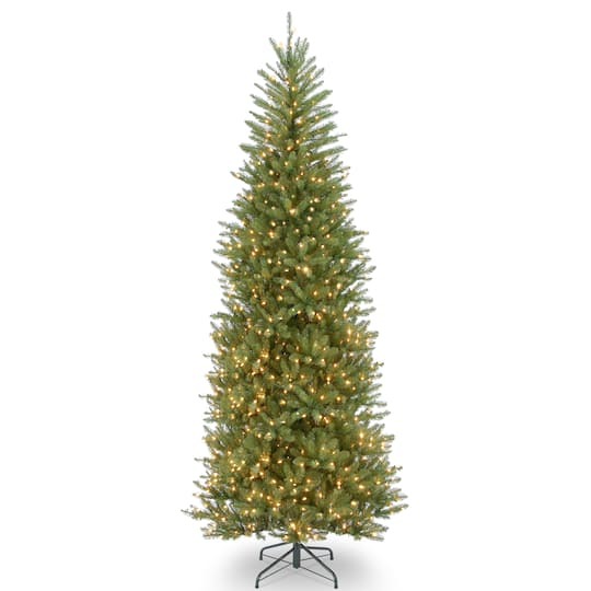 online store 4c34f 7a6be 9 ft. Pre-lit Dunhill® Fir Slim Artificial Christmas Tree, Clear Lights