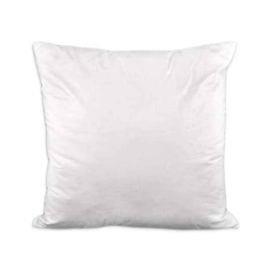 40 X 40 Down Pillow Form 40940 Cool Michaels Decorative Pillows