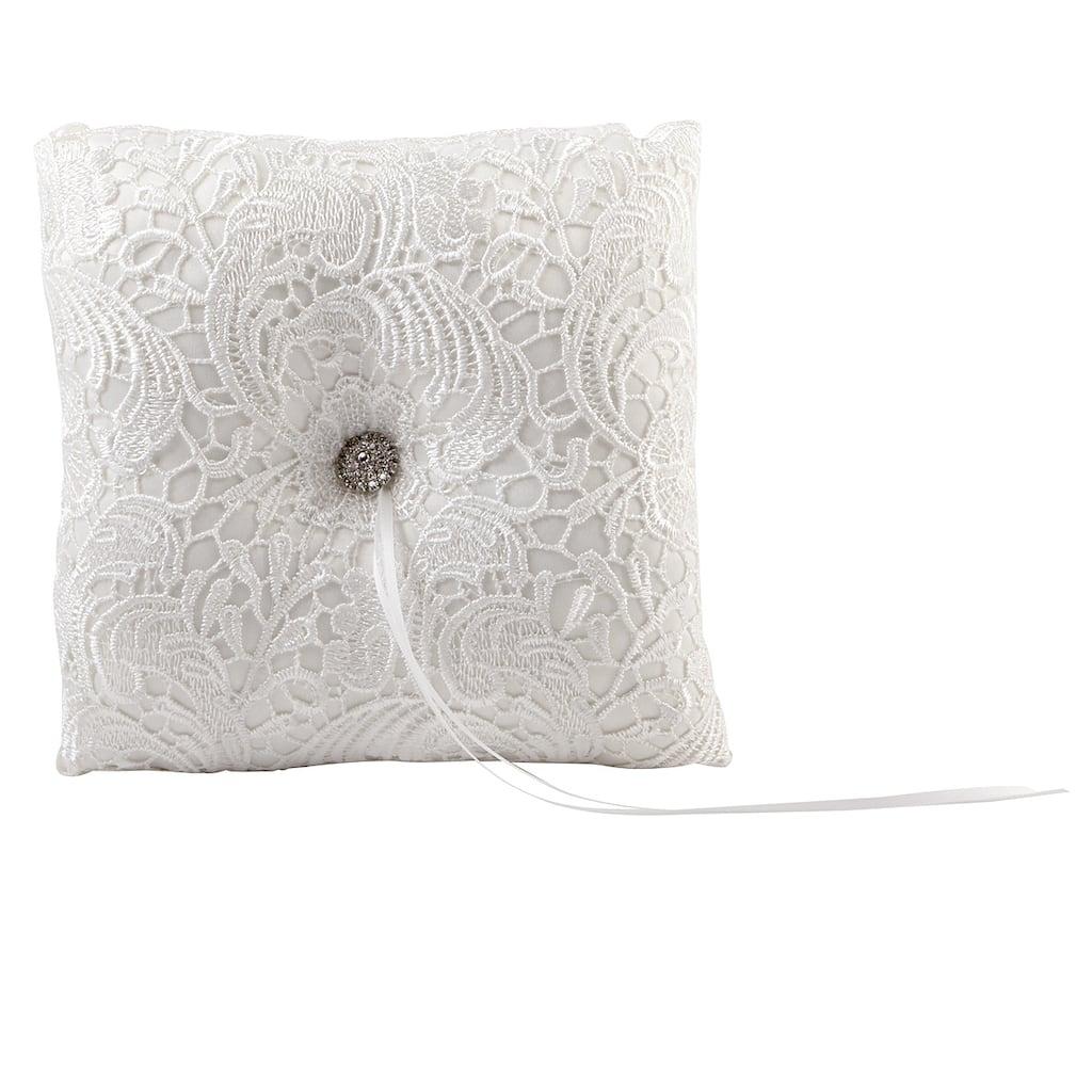 Ring Bearer Pillow-Vintage