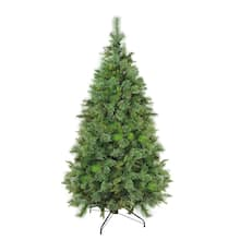 75 ft cashmere mixed pine full artificial christmas tree unlit