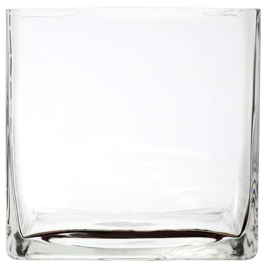 Shop For The 7 Square Vase By Ashland At Michaels