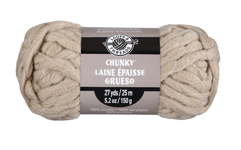 Chunky Yarn By Loops Threads Michaels