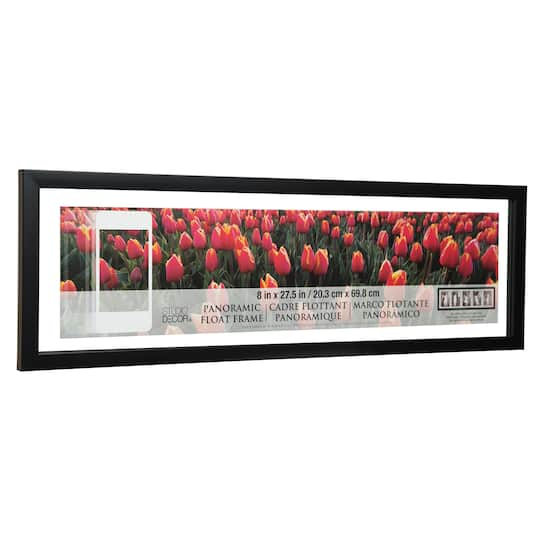 Panoramic Float Frame By Studio Décor®