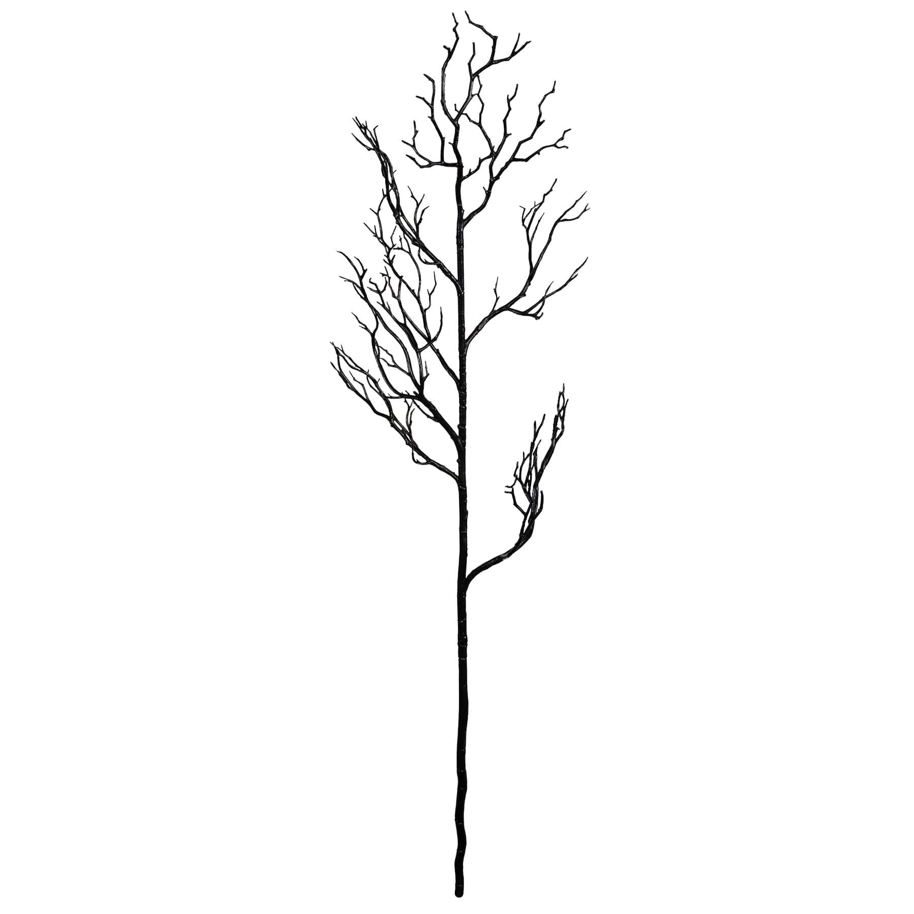 Black Bare Branch Stem By Ashland Michaels