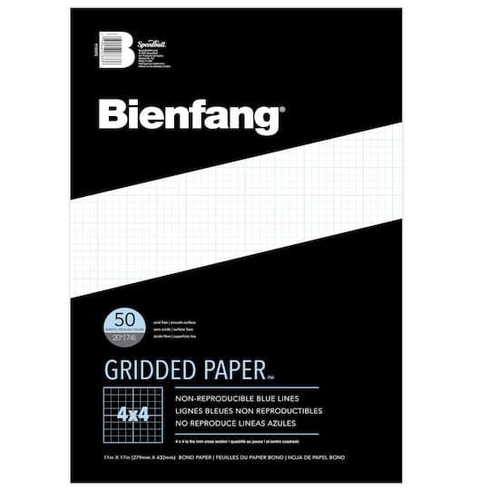 Bienfang Gridded Paper Pad