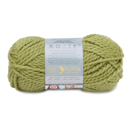 Purchase The All Things You Wool Blend Yarn At Michaels