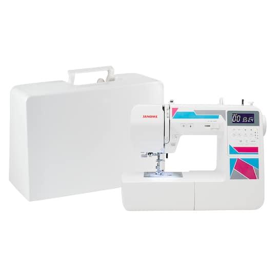 Janome MOD40 Computerized Sewing Machine Awesome Janome Sewing Machine Dealers