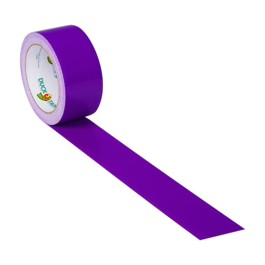 Color Duck Tape 174 Brand Duct Tape Purple