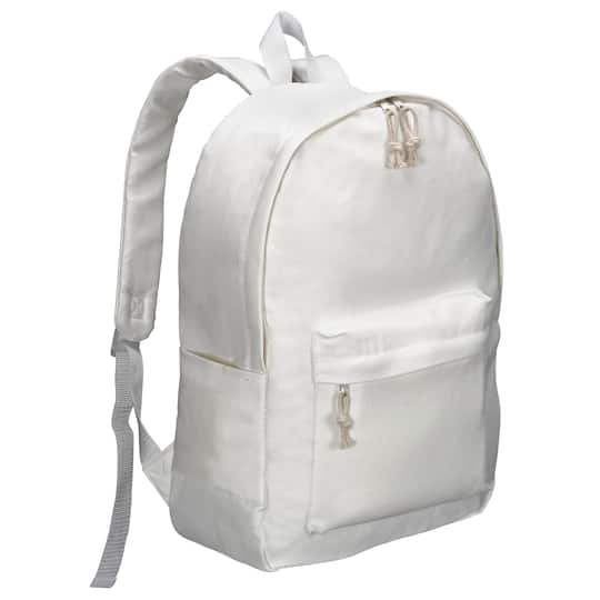 c664128a81 Find the White Backpack By Imagin8™ at Michaels