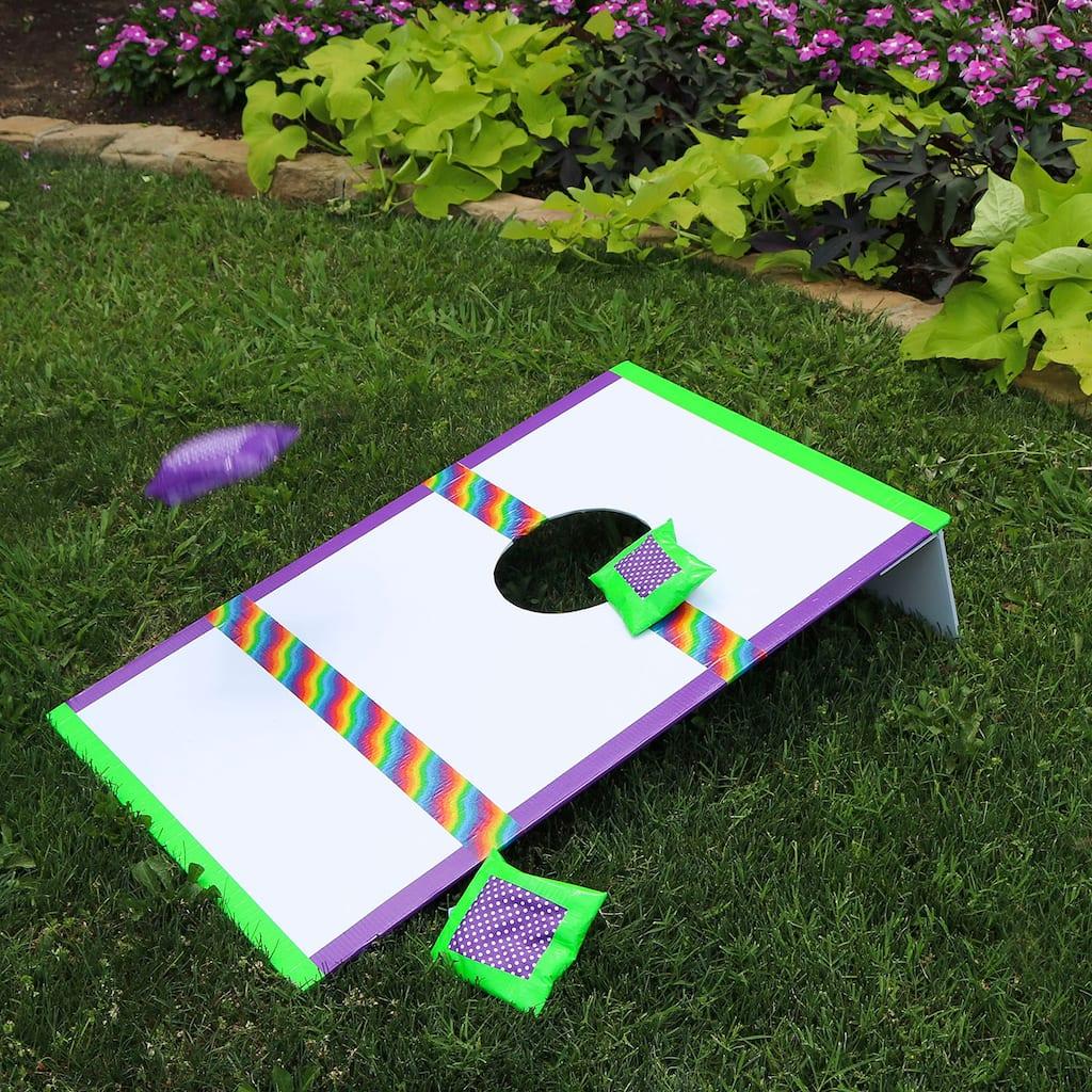 Cornhole Backyard Game