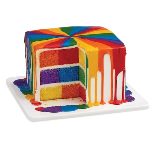 Shop For The Checkerboard Square Cake Pan Set By Celebrate