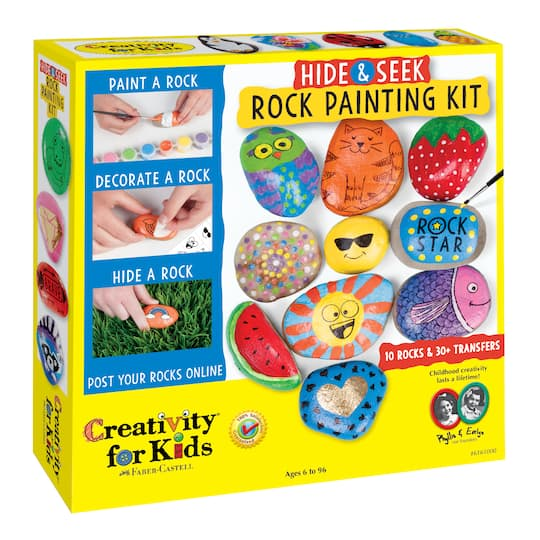 Find the Faber-Castell® Creativity for Kids® Hide & Seek