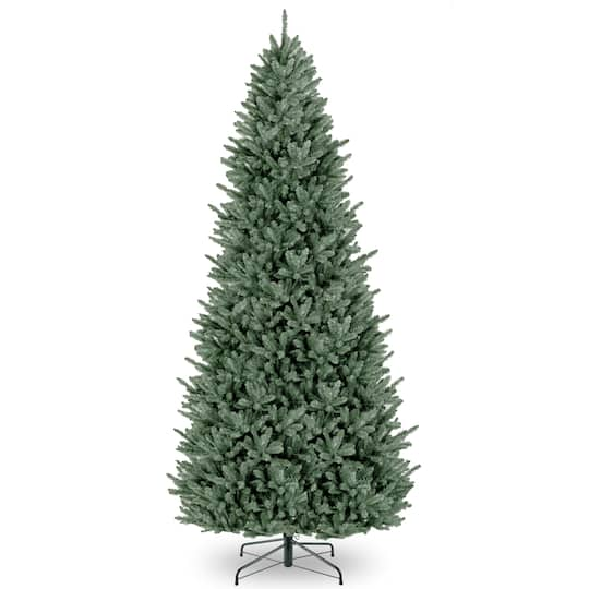 Buy the 12 ft. Unlit Natural Fraser Fir Slim Artificial Christmas ...