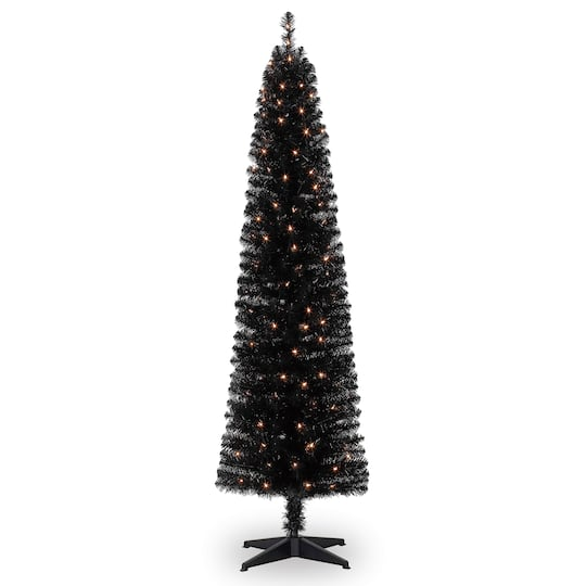 size 40 1d882 bf076 6ft. Pre-Lit Artificial Christmas Tree, Clear Lights by Ashland®