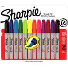 Sharpie Brush Tip Marker Set, 12 Count