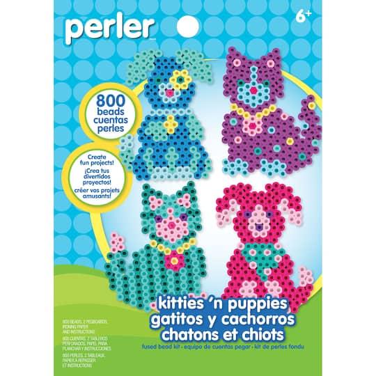 Perler Kitties N Puppies Kit