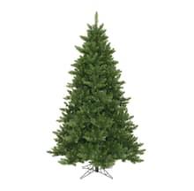 65 northern pine full artificial christmas tree unlit - Flocked Christmas Tree Walmart